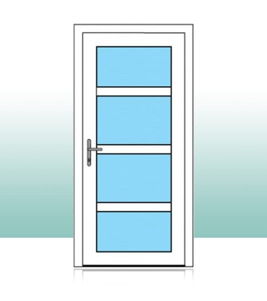 Aluminium Entrance Doors Best Built to Last
